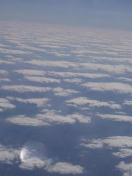 The clouds - This is what I have been seeing in my dreams!