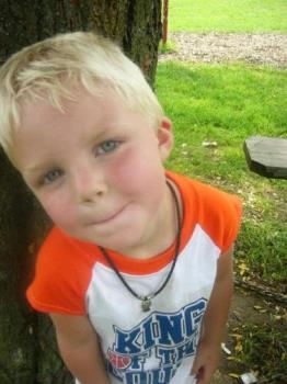 Skylar - This is my little man!!