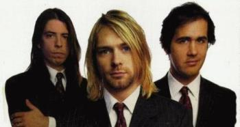 NIRVANA :) - I used to love Nirvana so much.I was sad when Curt has passed away :(
