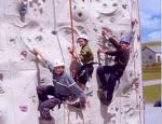 wall climbing - wall climbing