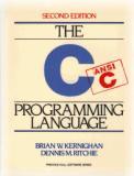 c language - c book cover