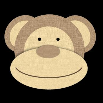 Monkey - It just made me smile!
