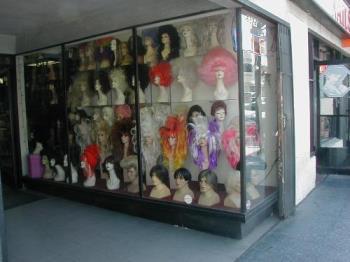 wig shop - wig shop in hollywood