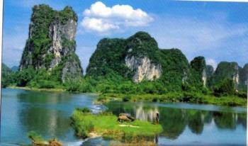 its the beauti - nautral and climatic condition of china impress anyone