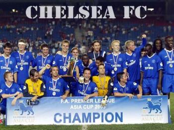 CHELSEA !!!  - Champions !!! - football