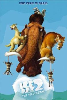 ICE AGE 2 :) - I would love to watch this since the first one was very nice!