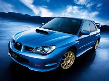 SUBARU IMPREZA WRX STI 2007 - SUBARU IMPREZA WRX STI 2007