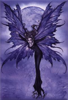 Lilac Angel - Angel in Lilac