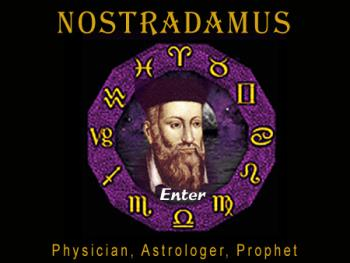Nostradamus - Prophecy Man