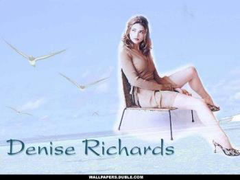 model - denise richards