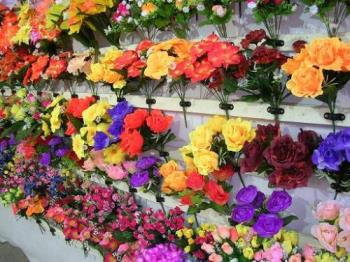 Say it with flowers - Photographed at Mysore floral show