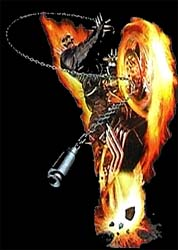 Ghost rider - Ghost rider motorcycle