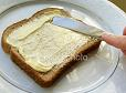 this is my favourite breakfast....!!!! - bread & butter...yummy.....