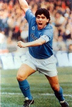 Diego Armando Maradona - The Best football player ever!