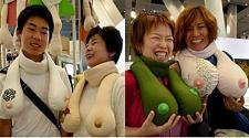 weird scarf - japanese designed scarf
