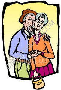 pic - grandpa & grandma