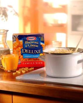 Kraft Mac and Cheese Delux - Kraft Mac and Cheese Delux