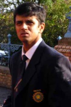 rahul dravid - rahul dravid - the consistant performer
