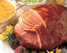 Honey Baked Ham - This is a honey baked ham, they are delicious.
