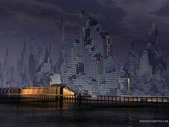 night city - nighty city