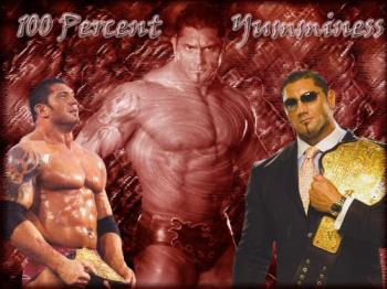 batista unleashed - my fav wwe wrestler