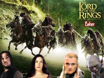 lord of the rings - movie greats!
