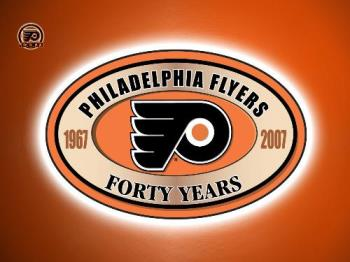 Philadelphia Flyers - Philadelphia Flyers are my team.
