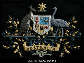 Australian Coat of Arms - Australian Coat of Arms