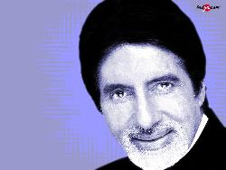 amitabh king of bollywoed - amitabh bachon the hero of indida