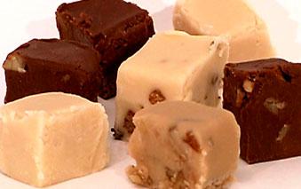 Chrsitmas Fudge - part of the holiday baking