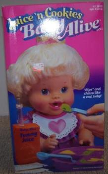 the old baby alive - old baby alive
