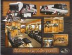 travel with RV - luxurious RV...complete with amenities