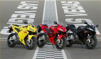 Honda CBR - Honda CBR
