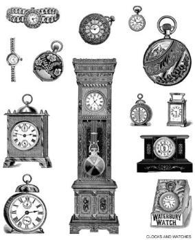 Time..... - clip art