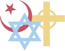 Religions - Trust in God and find peace