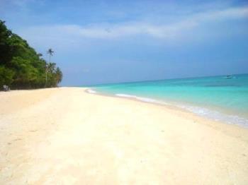 Puka beach,Boracay(Philippines) - paradise