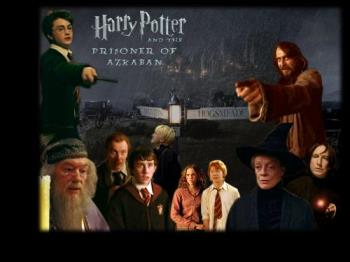 """Harry Potter - This is a picture from the third Harry Potter movie, """"The Prisoner of Azkaban""""... great movie!"""
