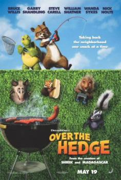 Over the Hedge - the movie