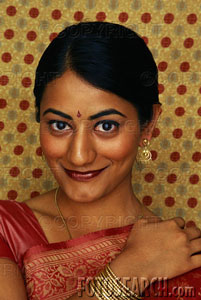Indian girl - the most attractive