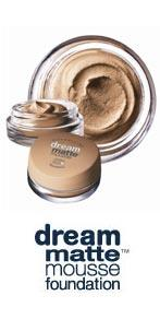 Maybelline Dream Matte Mousse - This is one of the best foundations I've found