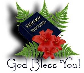 God bless you - Blessings from God through the Bible