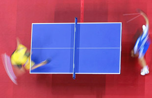 Table Tennis - A tiering game