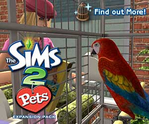 """The Sims 2 Pets - """"The Sims 2 Pets"""" from http://thesims2.ea.com/"""