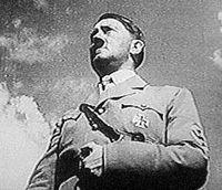 "Adolf Hitler - Adolf Hitler was Chancellor of Germany from 1933, and ""Führer"" (leader) of Germany from 1934 until his death. He was leader of the National Socialist German Workers Party better known as the Nazi Party. In the final days of the World war II, Hitler committed suicide in his underground bunker in Berlin with his newlywed wife, Eva Braun."
