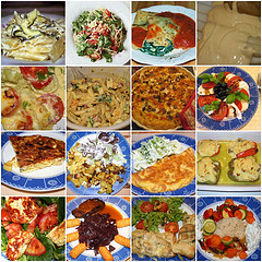 home made food - home made food