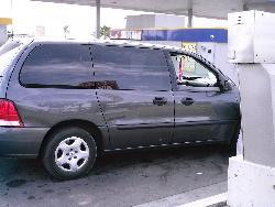 my car - 2006 ford freestar
