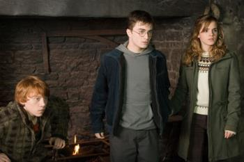 """Order of the Phoenix - Here's a still shoot from """"Harry Potter & The Order of The Phoenix""""."""