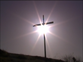 Christ died for me! - Cross of Christ