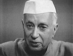prime minister - Pandit Nehru was Indias first prime minister..