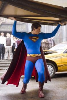 Superman - I got this from the following link: http://www.joblo.com/index.php?id=9864